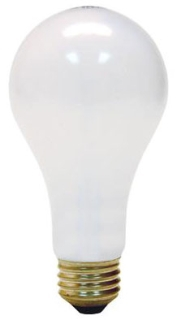 GE soft white 3-way 50/100/150 watt A21 1-pack