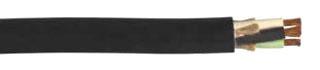 CARO SJO123R250 01380.15.01 12/3SJO CORD BLACK 250FT REEL