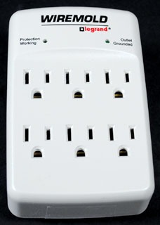 WMLD PR609N CG SRG 6 OUTLET WALL