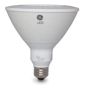 GE LED Lamps, 18 WTT, 1700 LM, 4000 K, 94.4 CRI, Dimmable, PAR38, Medium Screw Base, 5.31 IN Length, 25000 HR Average Life