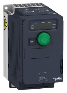 SQD ATV320U04M3C ATV320 COMPACT DRIVE IP20 -0.5HP-200/240V 3PH