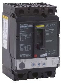 SQD HDL36150U31X MOLDED CASE CIRCUIT BREAKER 600V 150A