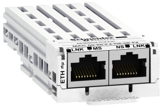 SQD VW3A3720 ATV630 COMMS MODULE ETHERNET IP