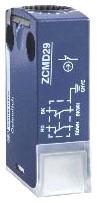 SQD ZCMD41L2 LIMIT SWITCH 240VAC 5AMP METAL ZCMD+ OPTIONS