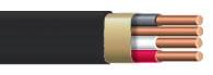 RX 8/3 CU w/ Gnd (Typ NM-B) 500S/R