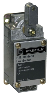 CABLE SWITCH - 600V AC - 10A - rotary head - Form XX