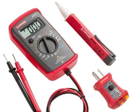 FLUK PK-110 ELECTRICAL TESTING KIT