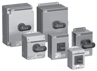ABB NF322-3PBJA NLA USE EOT32U3M3-S (3P SW 40A N12)
