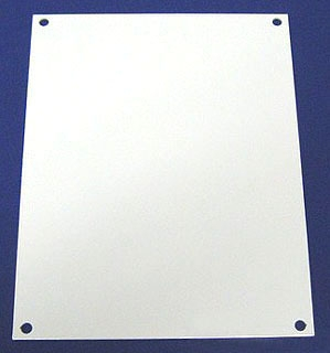 ALLIED MOULDED P186 STEEL MATERIAL; ENCLOSURE TYPE 16 INCH X 18 INCH AM/AM-R SERIES JIC JUNCTION BOX