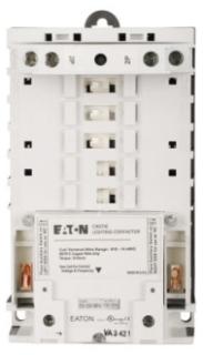 CUTLER HAMMER C30CNE60A0 30A OPEN ELEC HELD 6NO LIGHT CONT 120V