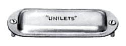 K125-150 APP 1-1/4 UNILET COVER 35MS