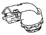 7380V APP 3/8 90 DEG BOX CONN