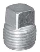 PLG50S APP 1/2 PLUG SQUARE HEAD