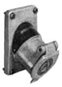 EFSR2023M APP 2W-3P 20A 125V EXPL RECPT