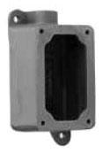 EFD175NL-Q APP 1G 3/4IN HUB MOUNTING BOX