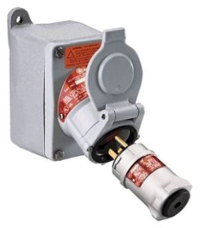 EFSC150-2023 APP 20A 125V EXPLOSION PROOF RECPT