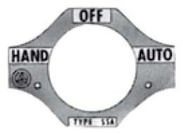 SLNP-HOA-Q APP SELECTOR LABEL-HAND-OFF-AUTO 78138117667
