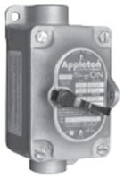 EFSC150F1 APP 20A-120/277V EXPL. SWITCH FEED-THRU