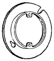 8409 APP 4-IN PLASTER RING 5/8 RSD