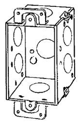 222 APP 2-1/2 DEEP SWITCH BOX
