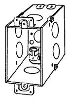 175F APP 3-1/2 DEEP SW BOX W/ EARS