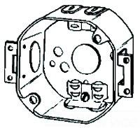 560LXE APP 3-1/4 OCT BOX W/ EARS