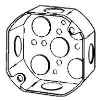 4O1/2 APP 4X1-1/2 DEEP OCT BOX