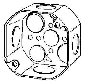 4O3/4 APP 4X1-1/2 DEEP OCT BOX