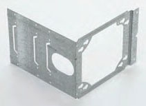 BB4-6 B-LINE BOX MOUNTING BRACKET FOR 6
