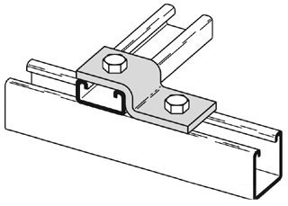 B106-52-GRN B-LINE 2H Z ANGLE