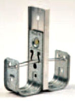 BCH32-1D B-LINE DOUBLE-SIDED MULTI-TIER, 2-IN. HOOK, 1-TIER, 6 3/16-IN. HEIGHT 25/BOX