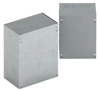 664SC NEMA1 SCR CVR BOX B-LINE
