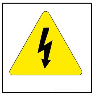 60191 BDY WARNING LABELS (PKG.10)