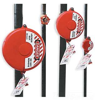 65561 BDY GATE VLVE LOCKOUT 2-1/2-5 PSLV4 PANDUIT