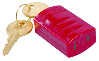 65673 BRA STOPOWER - RED STOPOWER