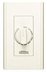 75V NUTONE ELECTRONIC VARIABLE SPEED CONTROL. SAME AS 72W/V, EXCEPT 240V. 02671503832