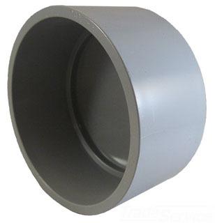 5140033 CANTEX E958F PVC END CAP 1
