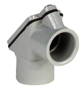 E990E (5240101) 3/4 PVC 90D PULLING ELBOW