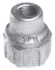 REC21 3/4X1/2 REDUCER CRS-H