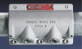 EYSR2 CROUSE HINDS RETROFIT SEALING FITTING 3/4