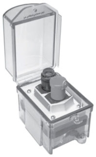 NC-CH1 CRS-H 1G CONTROL STATION HINGED COVER