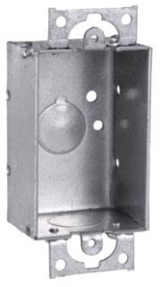TP114 TCE-1-1/2 SW BOX W/EARS