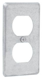 TP616 C-HINDS UTIL BOX DUPLEX REC CVR