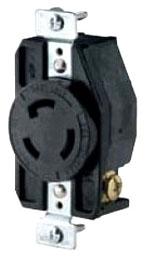 AHL1630R (CWL1630R) CWD LKG RECEPT. 3P4W 30A 480V