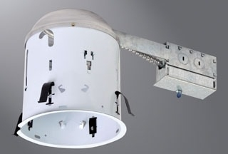 H7RT HAL 6IN REMODEL ROUND HOUSING
