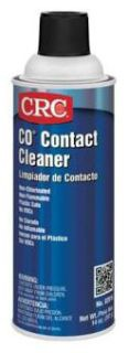 02016 CRC CO CONTACT CLEANER HFE 16 OZ.
