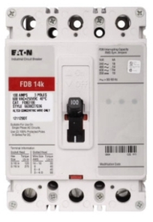 FD3015 CH Series C NEMA F-Frame Molded Case Circuit Breaker