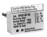RP6D08A040 C-H DS RATING PLUG FOR DIGITRIP RMS III 78211479739