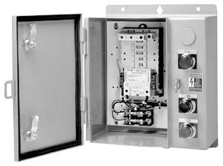ECC03C2AAA CH NONCOMBO NEMA 3R C30CNE-ELEC HELD 10POLE 30A 120VAC COIL
