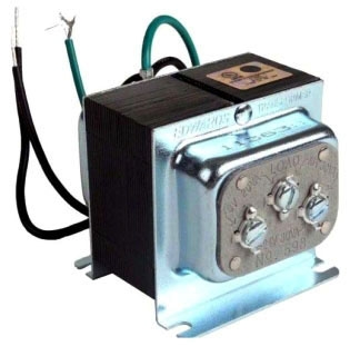 598 EDW TRANSFORMER TRI-VOLT 120Vac 50/60Hz PRIMARY, 8VAC 20VA, 16/24AC 30VA SECONDARY 78264024737